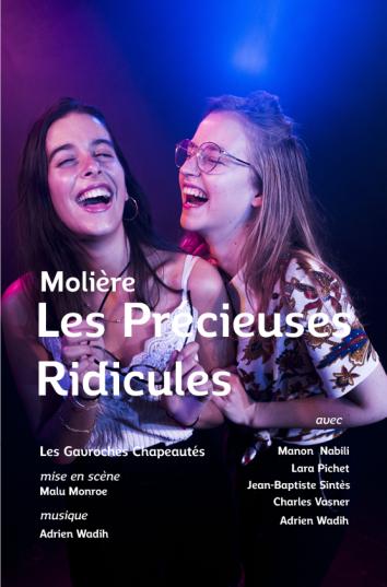 les_précieuses_ridicules_affiche